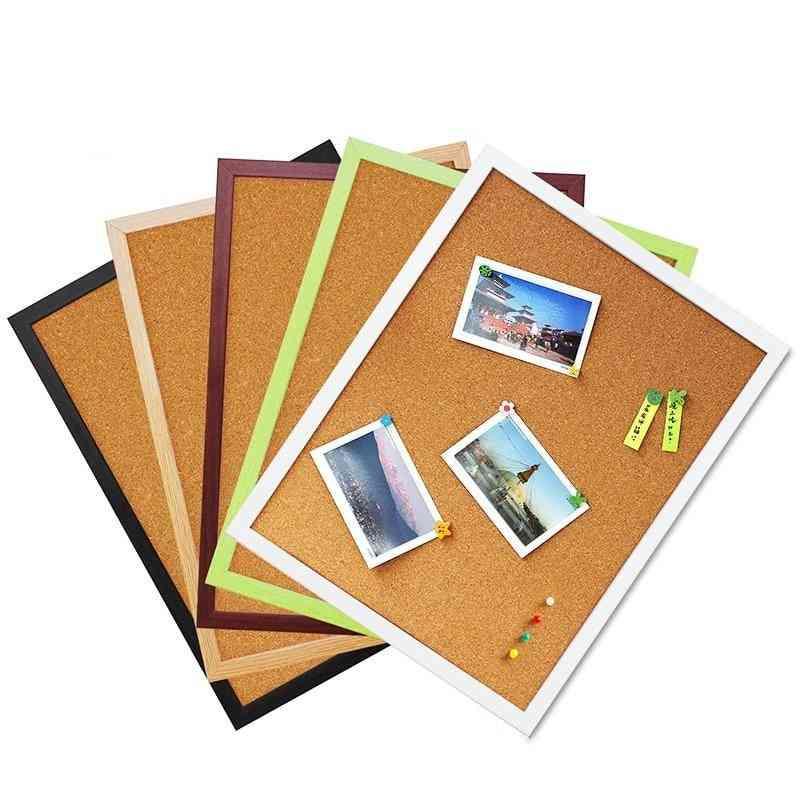 Bulletin Memo, Photos Pin Cork Message Boards For Notes