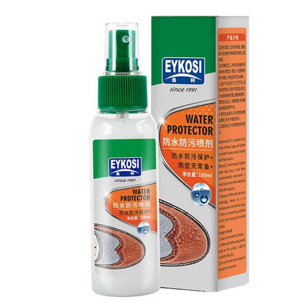 Practical Waterproof Spray, Invisible Liquid Non Toxic Cloth Hydrophobic Coating For Shoes