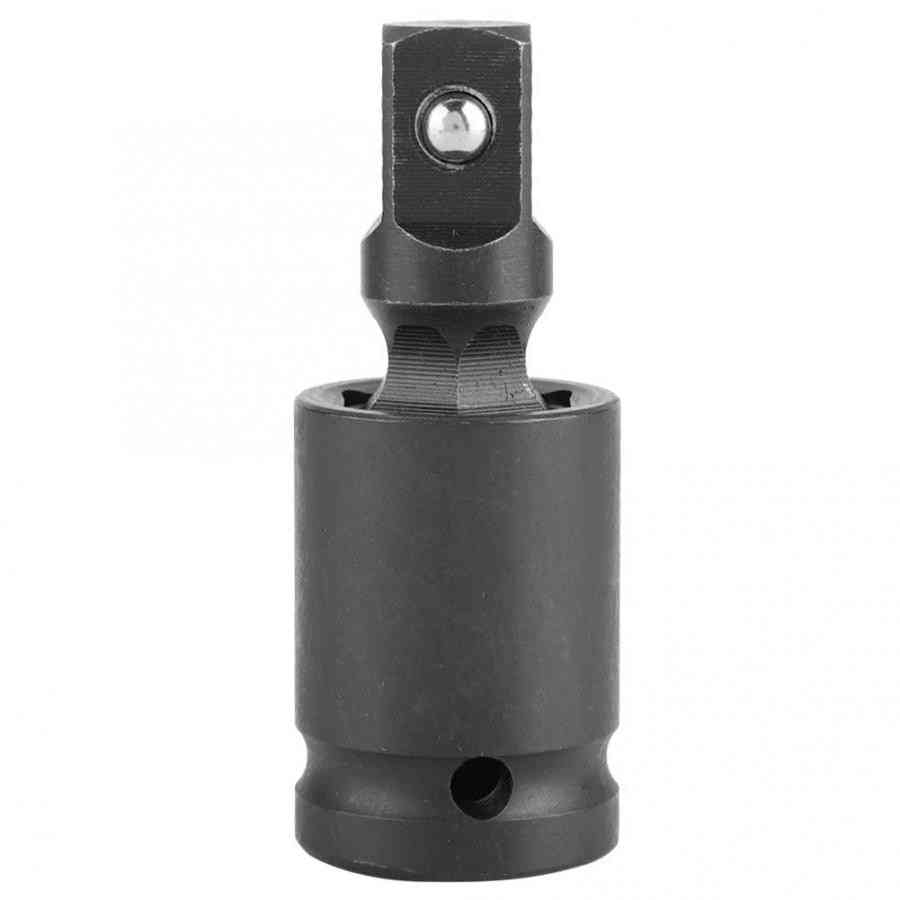 Wrench Socket Adapter, Phosphating Steel Pneumatic, Universal Joint, Hand Tool