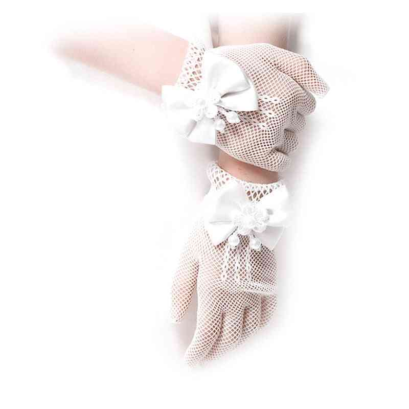 Wedding Gloves For Mesh Evening's Holiday Accessories