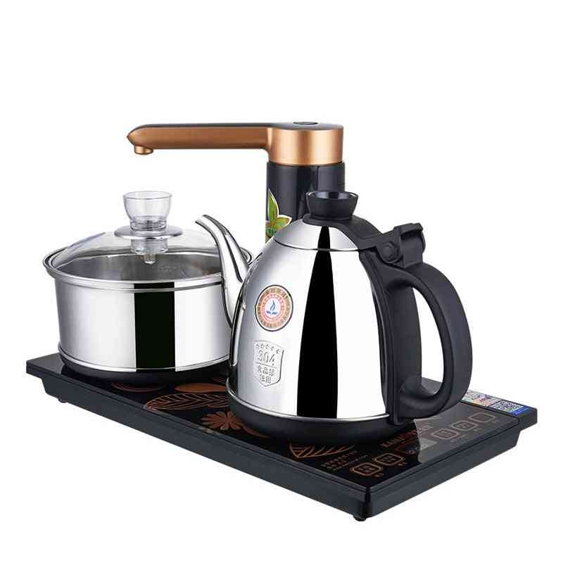 Stainless Steel Smart Automatic Electricity Water Kettle