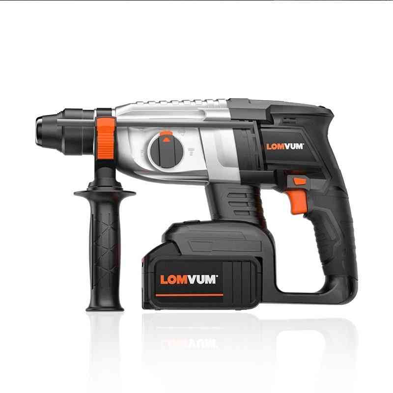 Brushless Rotary Wireless, Electric Hammer, Cordless Breaker, Drill Powerful Tools
