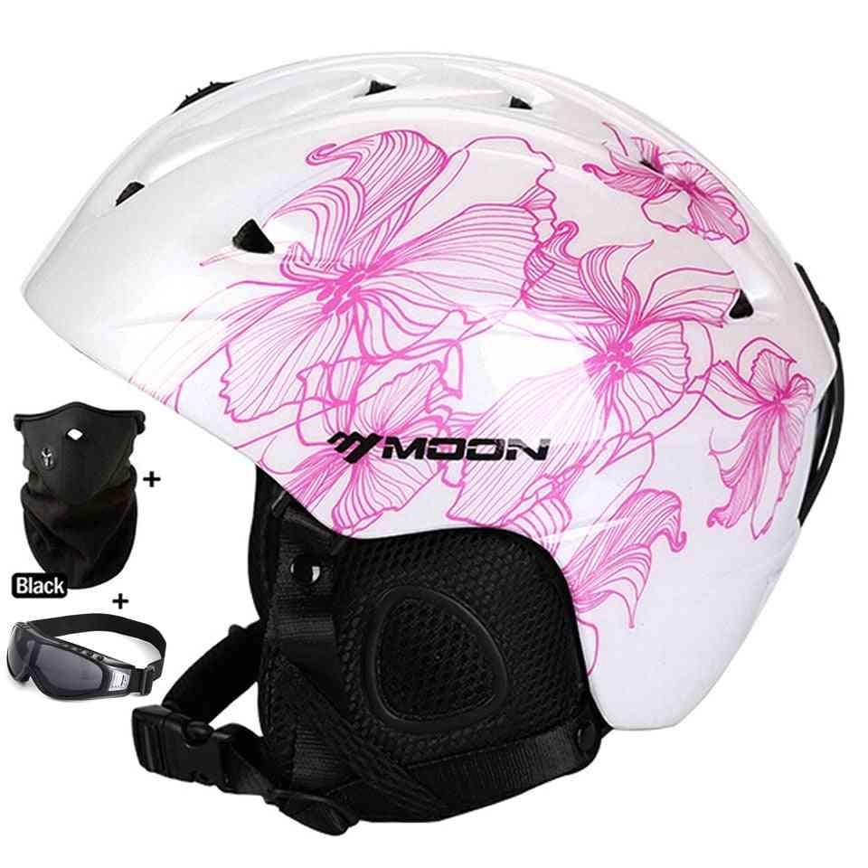 Snowboard / Skateboard Breathable Ultralight Ski Helmet