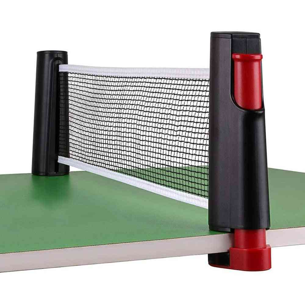 Portable Retractable Ping Pong Net Rack