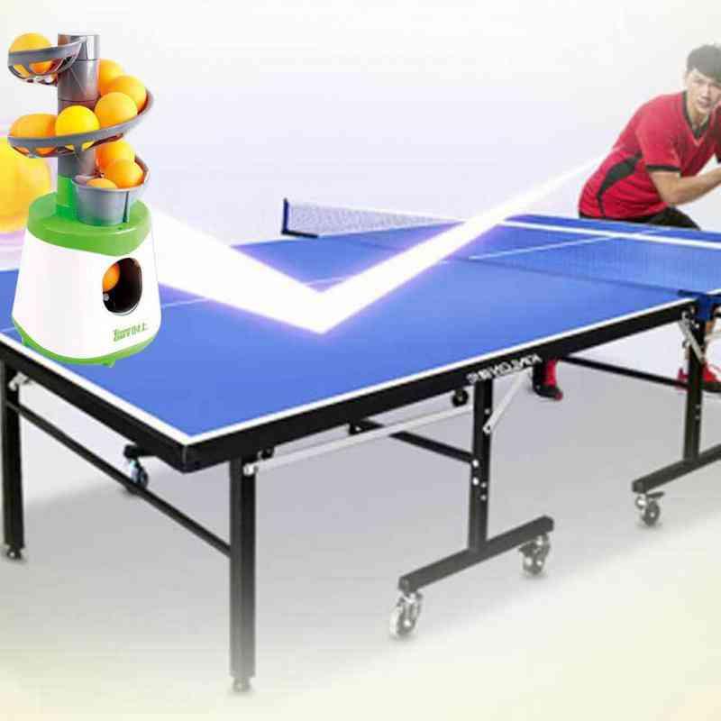 Mini Table Tennis Robot Parent / Child - Sender Pitching Serve Machine