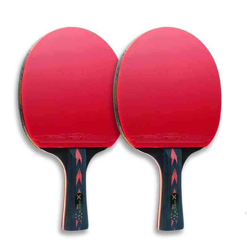 Table Tennis Super Powerful Ping / Pong Racket Bat Set