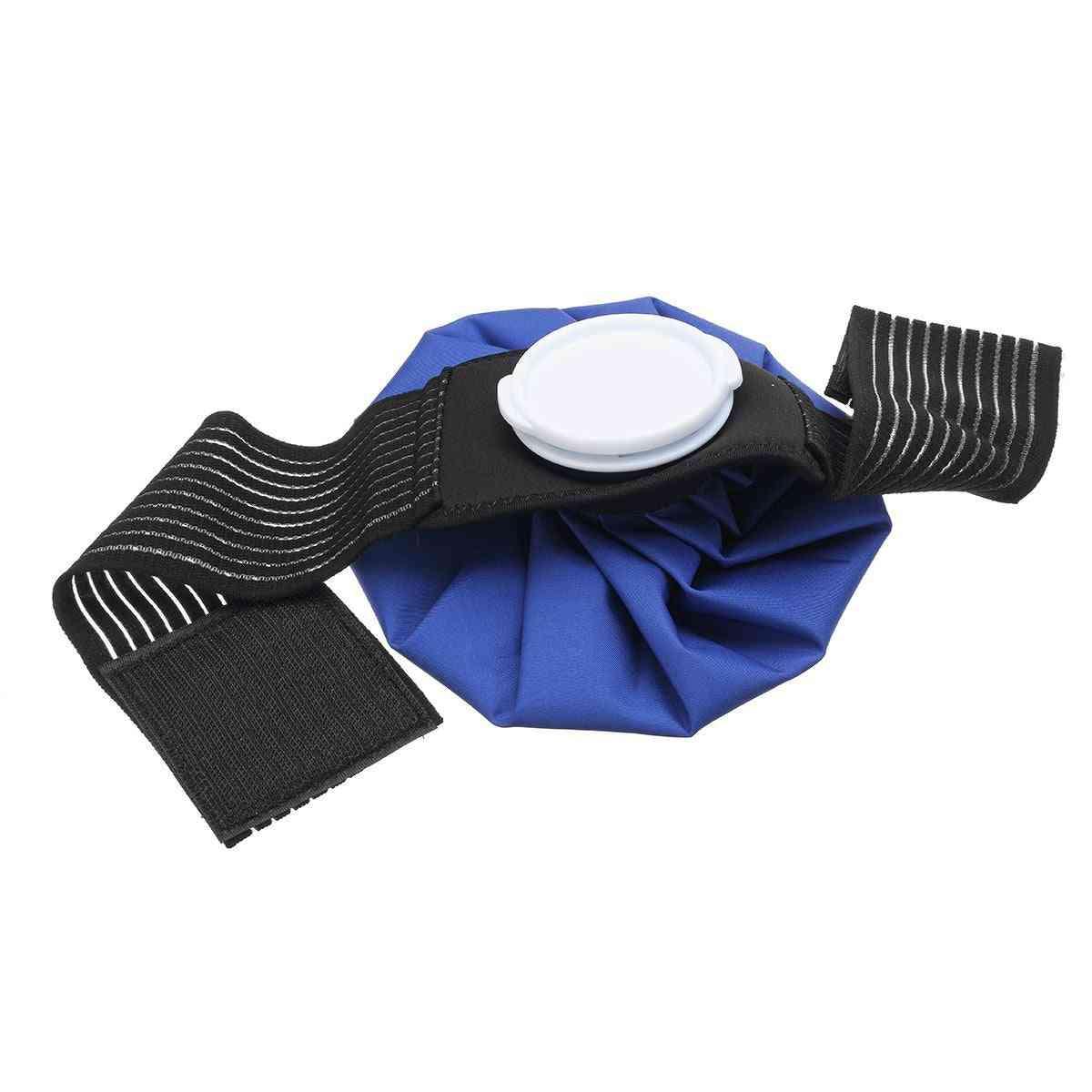 Ice Bag Pack Protector Elastic Tie Belt Set