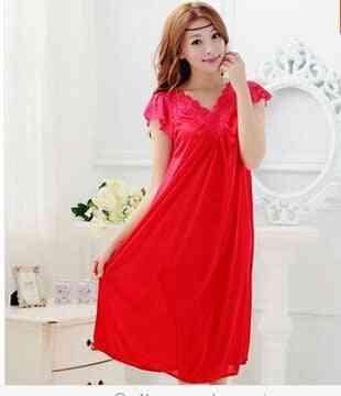 Lace Sexy, Sleepwear Nightgown Skirt