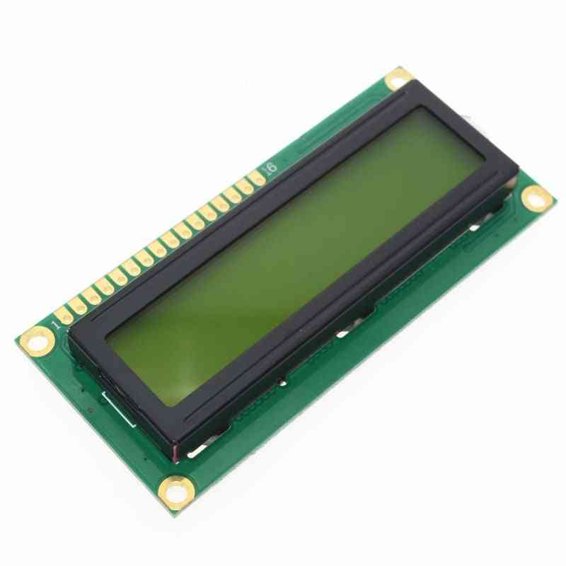 Lcd Module, Screen Character Display For Arduino