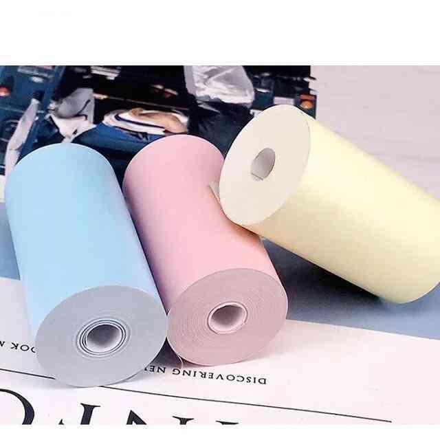 Cash Register, Receipt Roll Paper/ Color Strick Paper / Thermal Printing & Receipt Paper