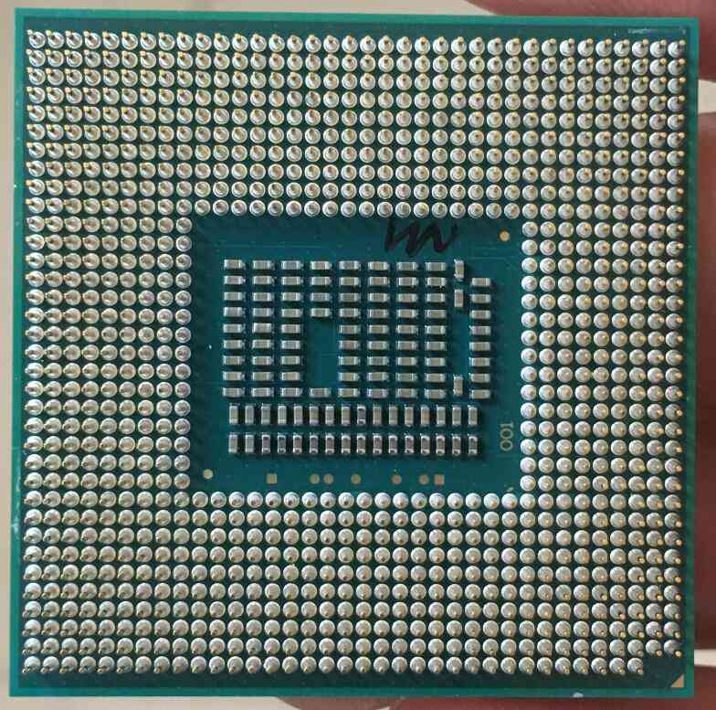 2020m/sr0u1- Intel Pentium, Laptop Processor Socket, Notebook Cpu