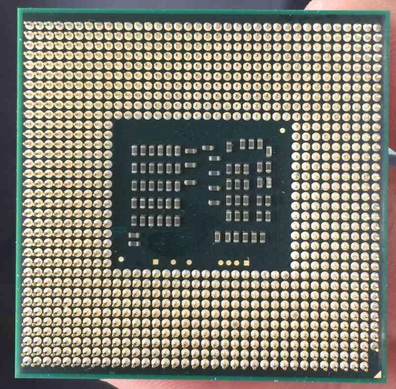 I7-640m- Notebook Laptop, Pga 988, Cpu Processor