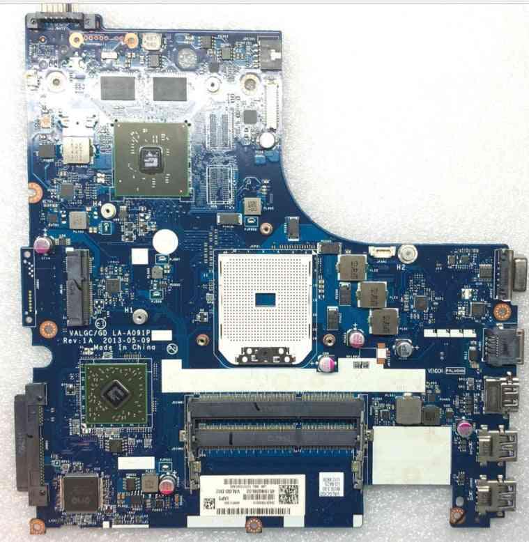 Valgc/gd La-a091p For Lenovo G505s Z505 Notebook Motherboard Socket Cpu Gpu Hd8570m+8650m R5 M230 2g