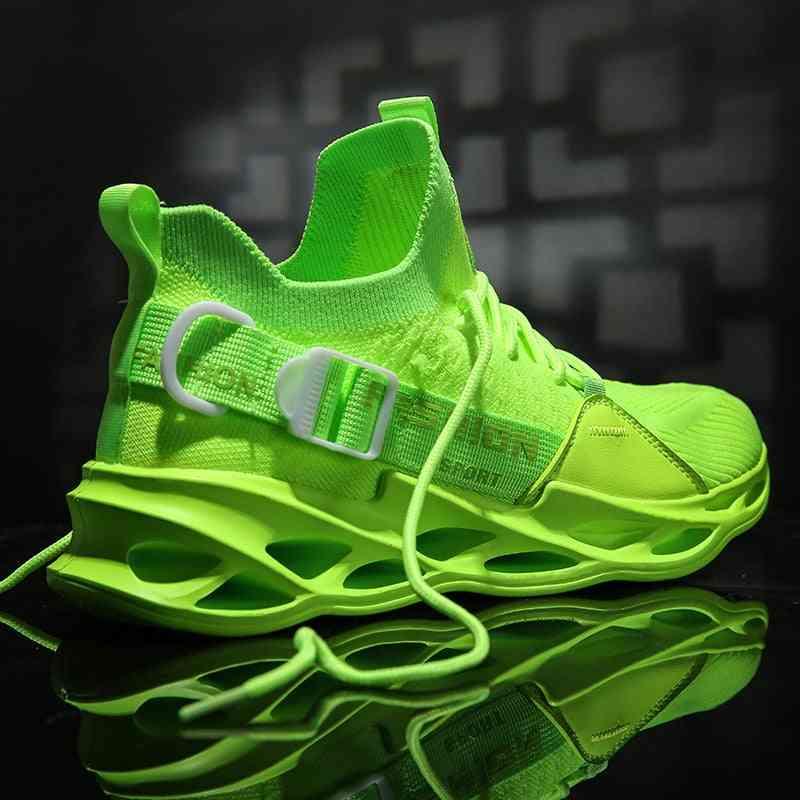 Summer Couple Sneakers Mesh Basketball Sports Shoe