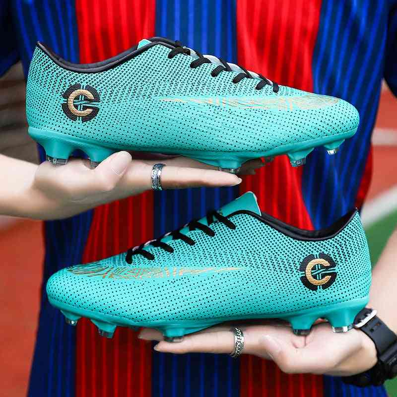 Football Cleats Soccer Ankle Sports Boots