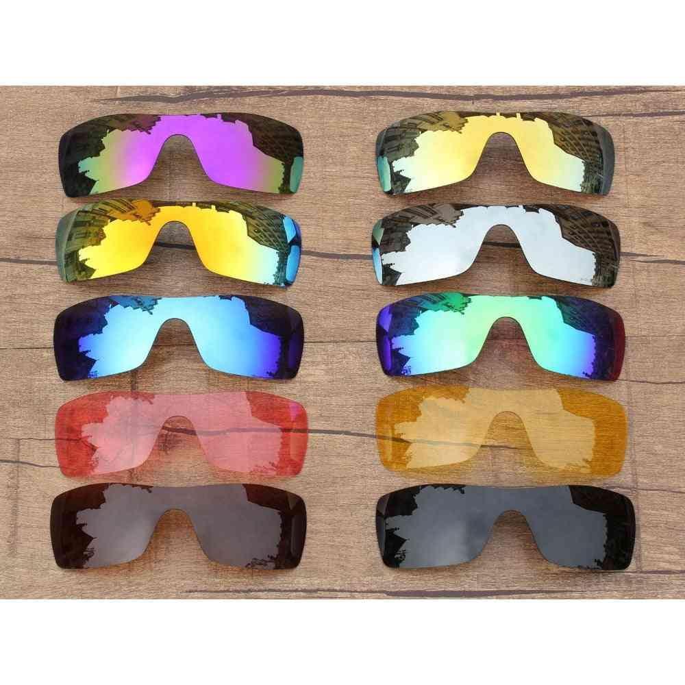 Polarized Replacement Lenses For-oakley Beewolf Frame