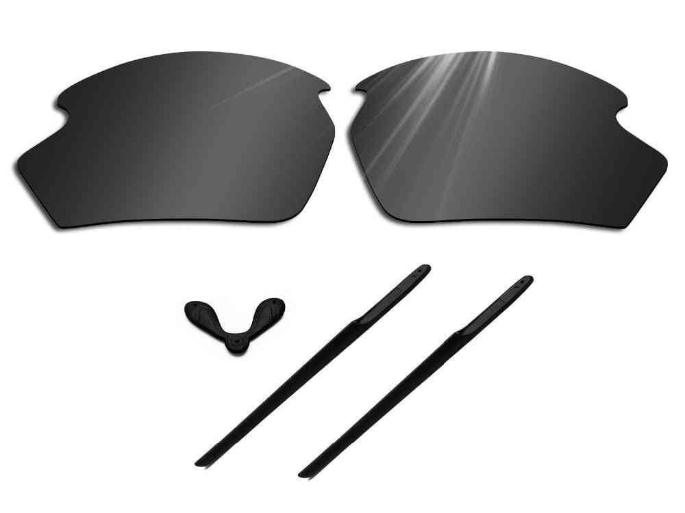 Polarized Lenses, Replacement Rubber Nose Pads For Rudy Sunglasses