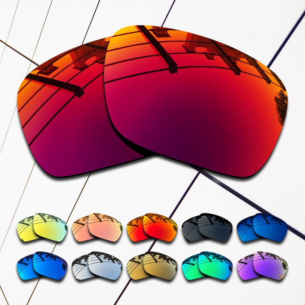 Polarized Replacement Sunglasses - Oakley Holbrook Xl Oo9417 Lenses