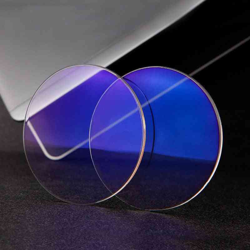 1.56 Anti-blue Ray, Prescription Optical Eyeglasses Spectacle Lenses