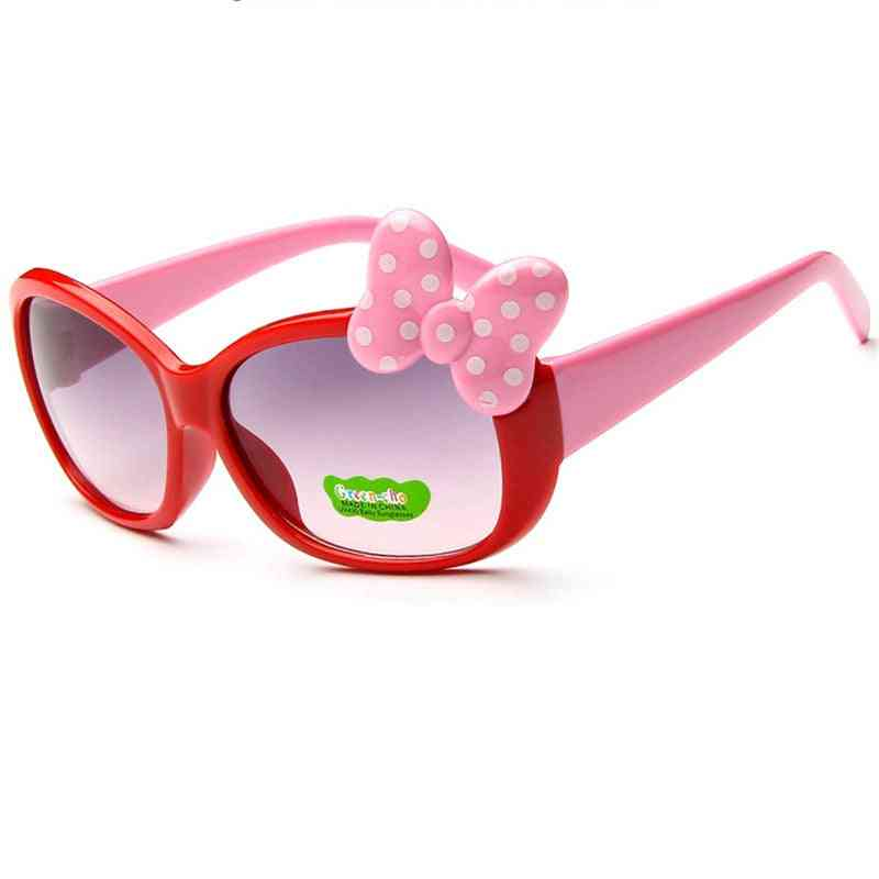 New Princess Cute Baby Hello- Glasses High-quality Summer Style Sunglass