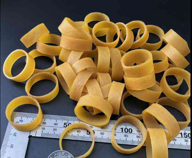 Small Heavy Duty Wide - Elastic Rubber Band