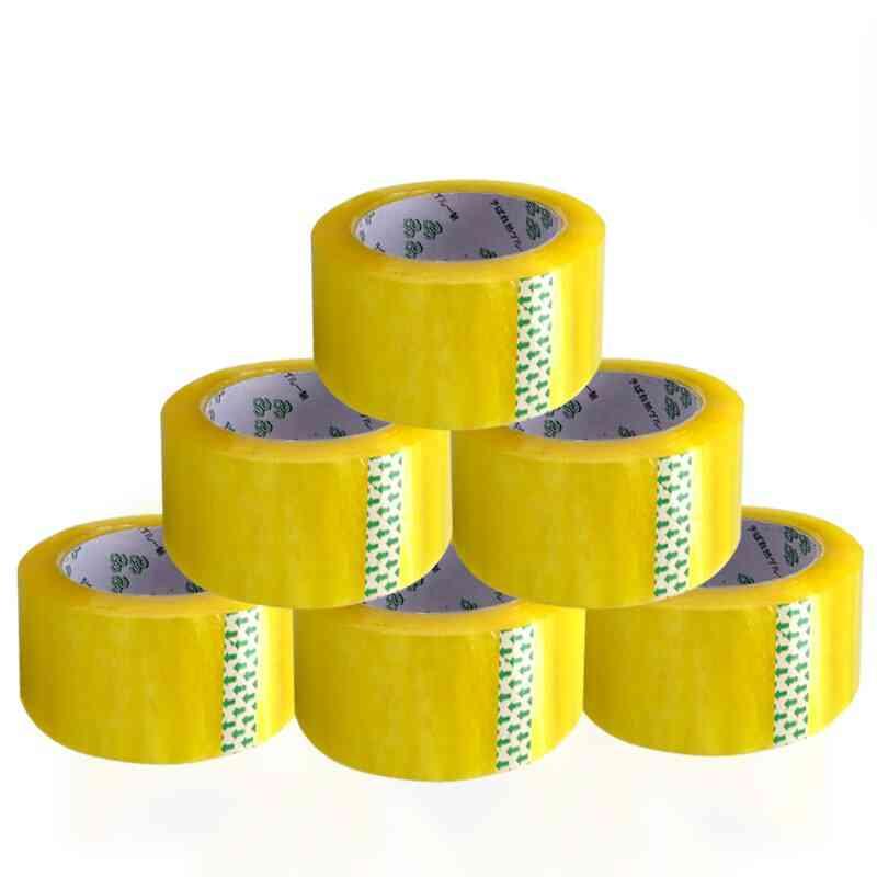 Adhesive Transparent Strong Glue Sealing Box Tape
