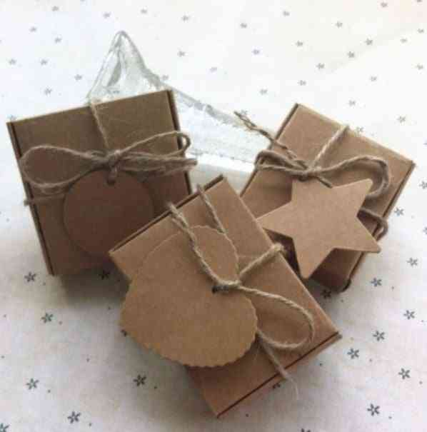Handmade Soap Packaging, Boutique Baby/jewelry Packing Box