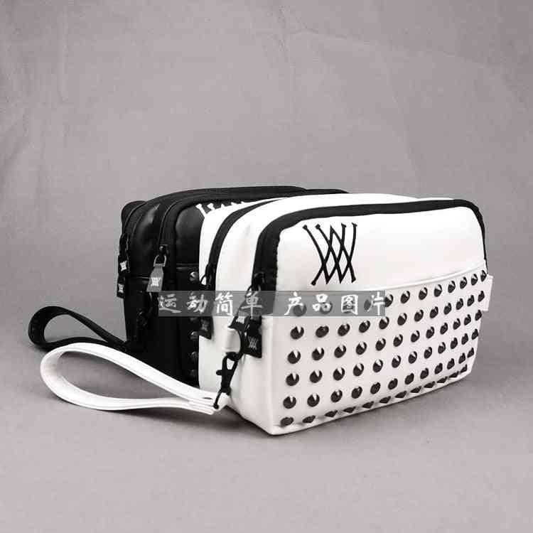 Mini Rivets Portable Small Golf Ball Bag