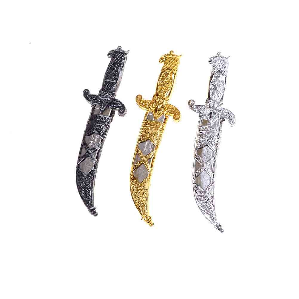 Plastic Swords Party Supplies, Halloween Toy, Small Weapons, Pirates Dagger
