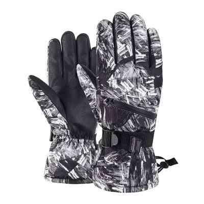 Ultralight Waterproof Touch Screen Winter Ski Gloves For Snowboard & Motorcycle