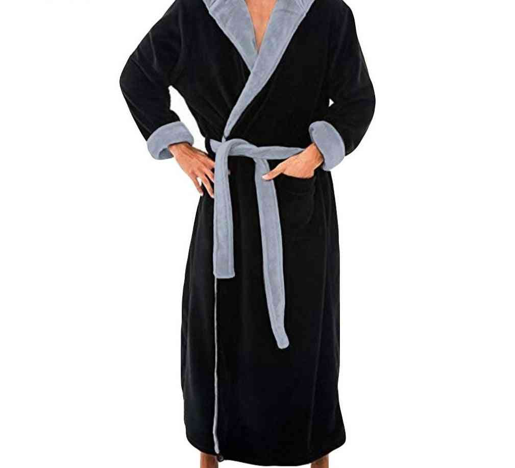 Men's Robe Bathrobe