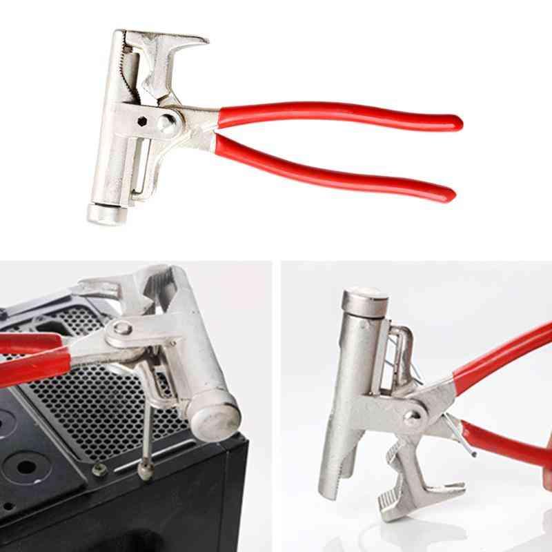 10-in-1 Multi-functional Hammer, Screwdriver Nail Gun, Pipe Pliers Wrench, Furniture Repair Tools