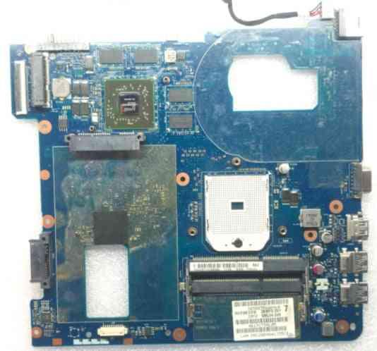 Qmle4 La-8863p Ba59-03401a Ba59-03402a Ba59-03567a For Samsung 355v5c Np355v5c Notebook Motherboard Hd7600 Ddr3