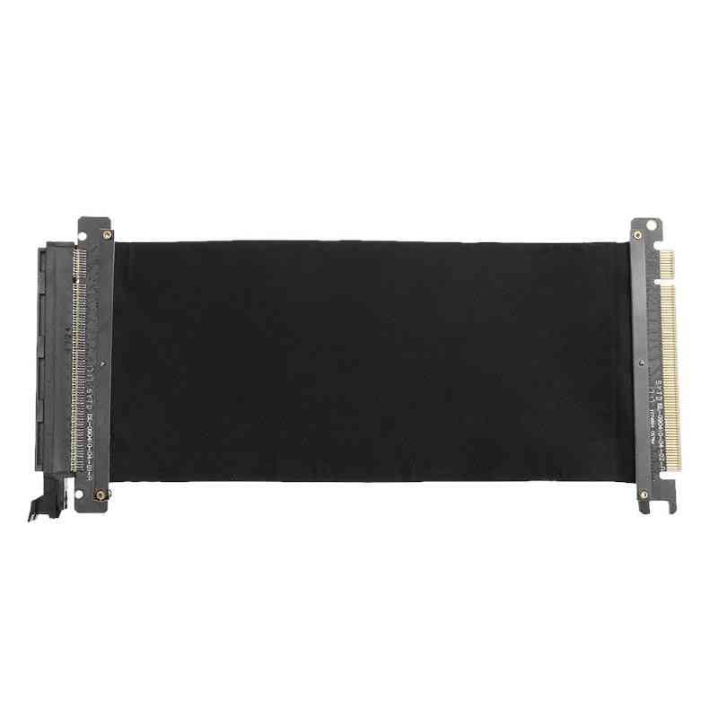 High Speed Pc Graphics Cards, Pci Express Connector Cable Riser Card