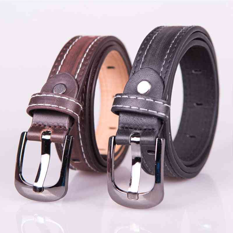 Adult Ceremony Dress Belt, Alloy Buckle Perfect For