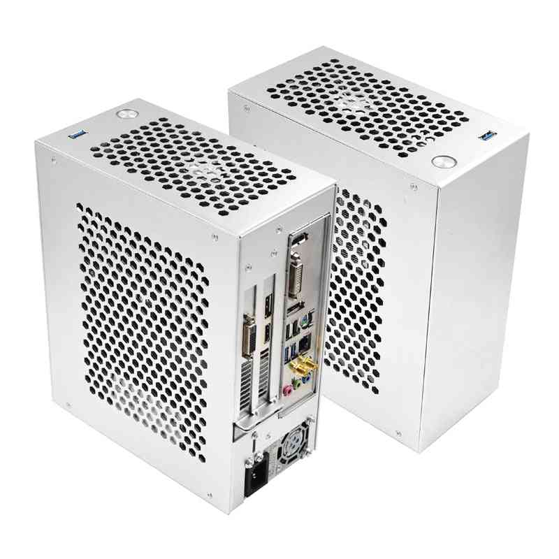 Pc Gaming Case, Desktop Computer Empty Chassis