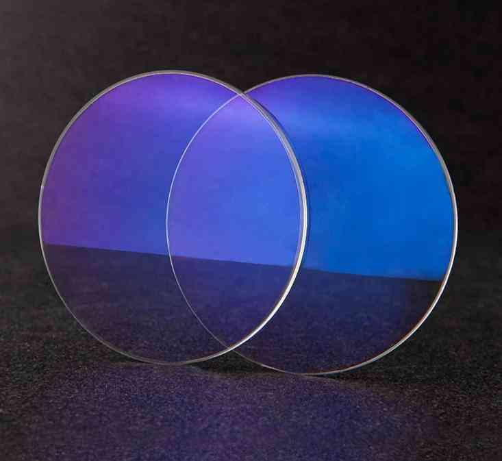 Anti-blue Ray, 1.67 High Index Ultrathin Myopia Prescription, Optical Glasses Lens