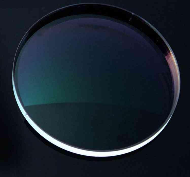 Radiation Protection High-index Ultra-thin Aspheric Anti-uv Myopia Prescription Lenses