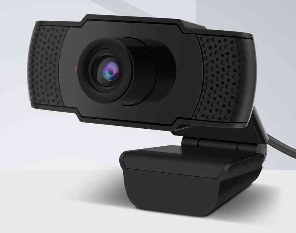 Hd Web Camera With Built-in Hd Microphone