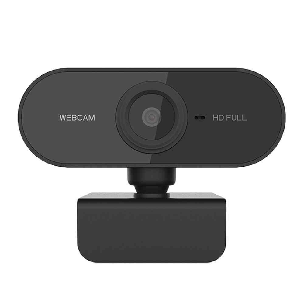 30 Degrees Rotatable 2.0 Hd Webcam 1080p 720p 480p Usb Camera Video Recording Web Camera