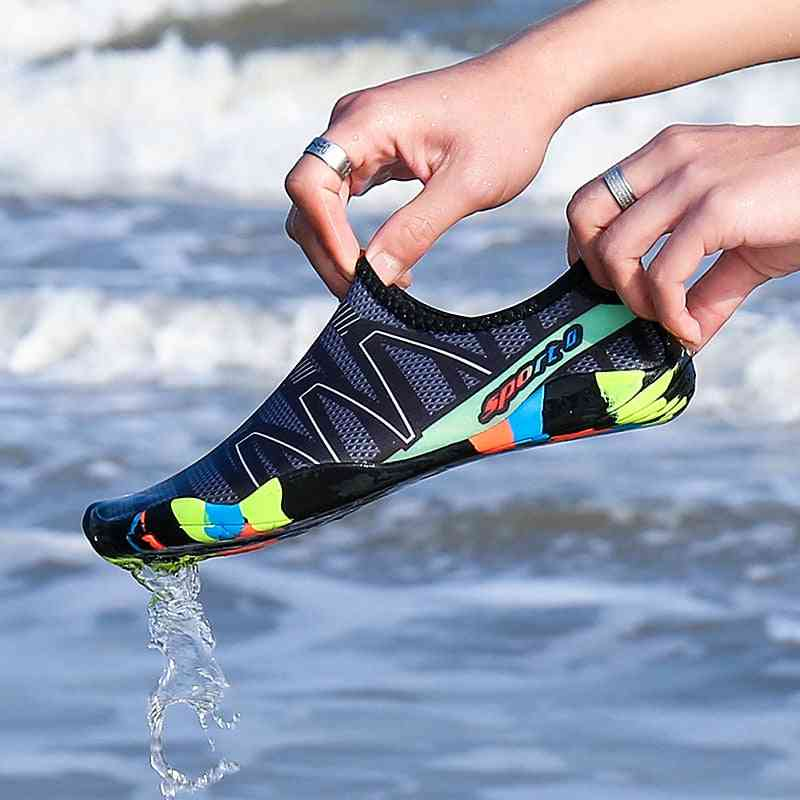 Men's Summer Swimming Shoes, Quick Dry Sneakers