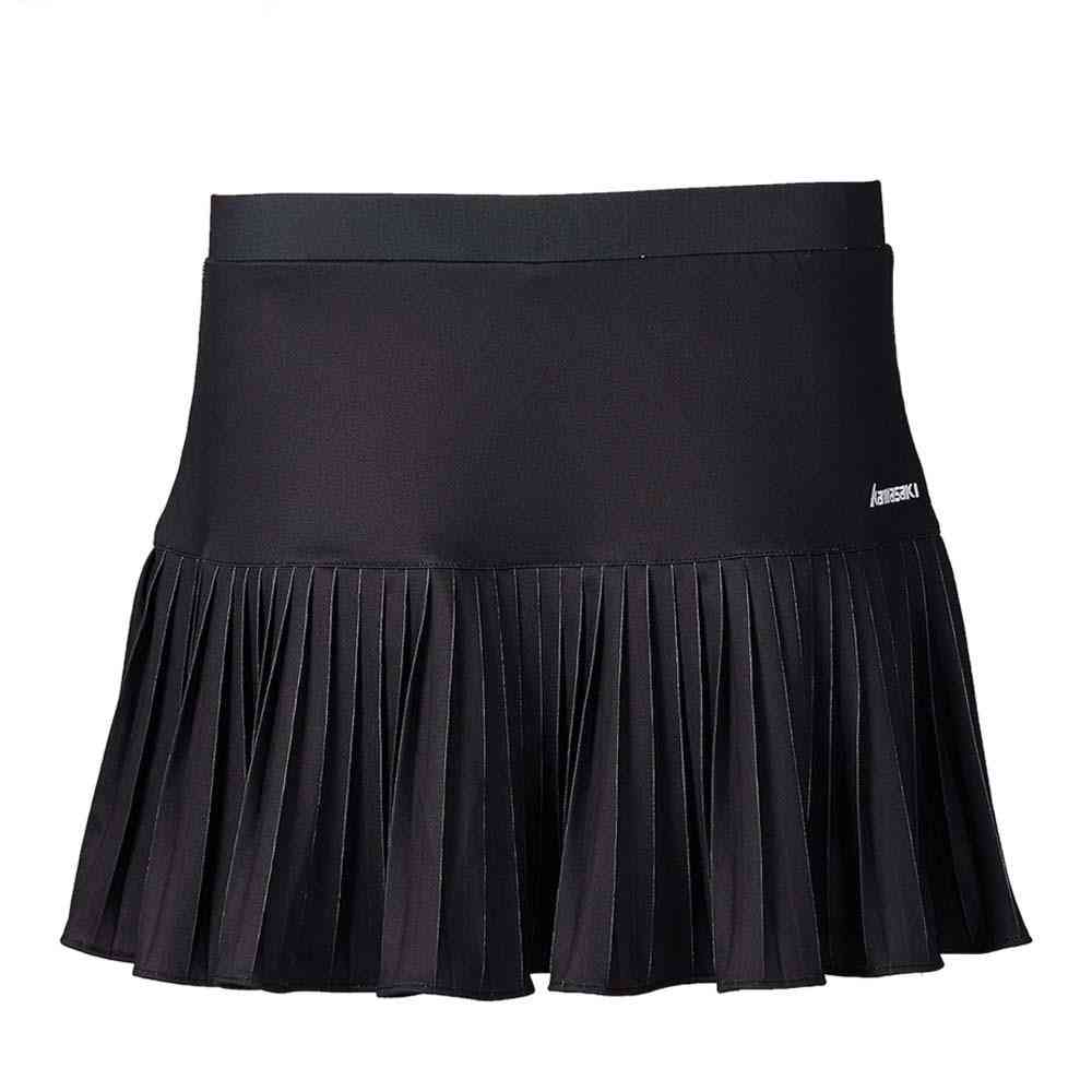 Polyester Breathable Badminton Running Shorts Skirt