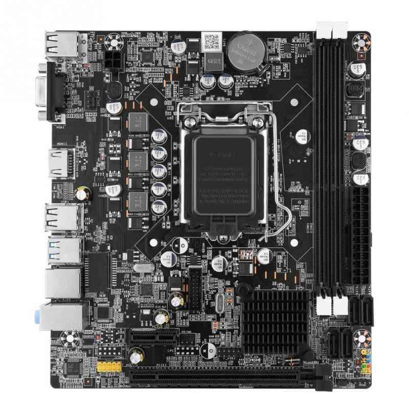 B75 Motherboard Lga 1155 Ddr3 Hdmi Vga Sataiii Usb3.0 For Intel Lga1155 Core I7 I5 I3 Xeon Cpu Lga 1155 Motherboard 1155