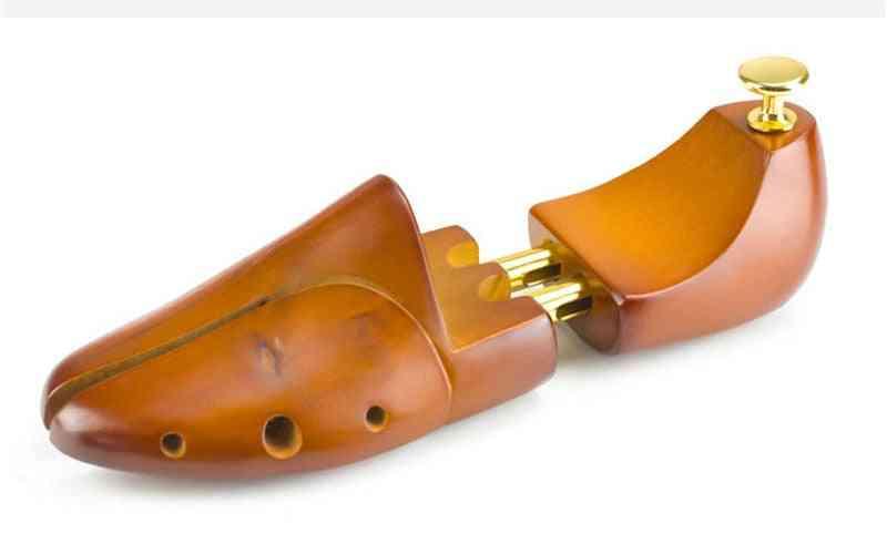 Adjustable Shoe Trees Solid Wood Shoes Care Stretcher Shaper