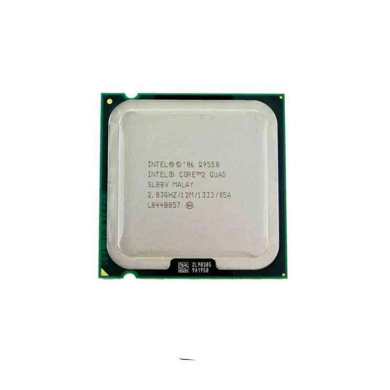 Q9550- Core 2, Quad  Processor, Slawq/slb8v Socket