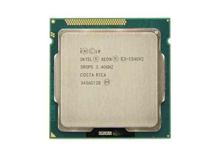 Sr0p5- Lga1155/e3/1240 V2, Cpu Processor