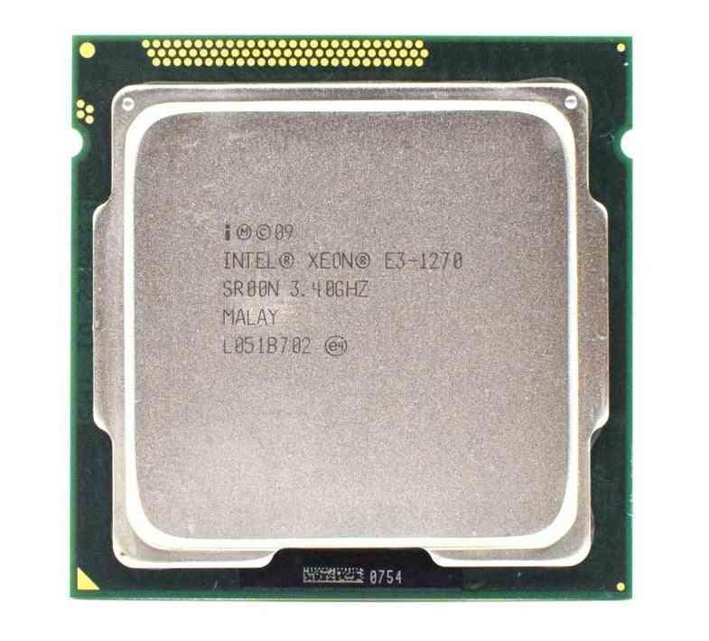 Quad Core Cpu Processor