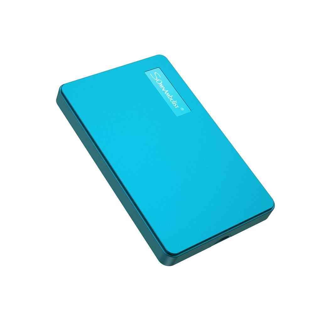Hdd 2.5 60gb-2tb External Hard Drive Storage Device