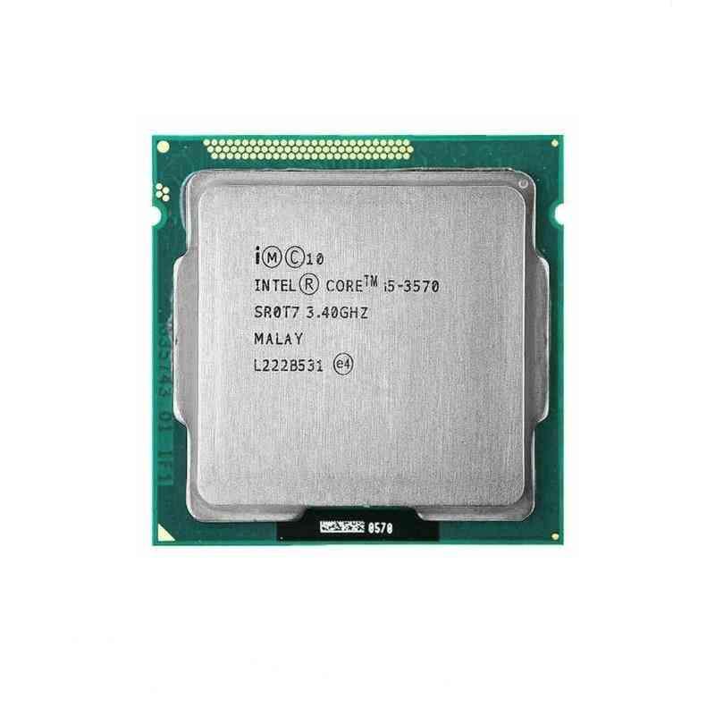 I5/3570- Quad-core, Lga Desktop, Cpu Processor Socket