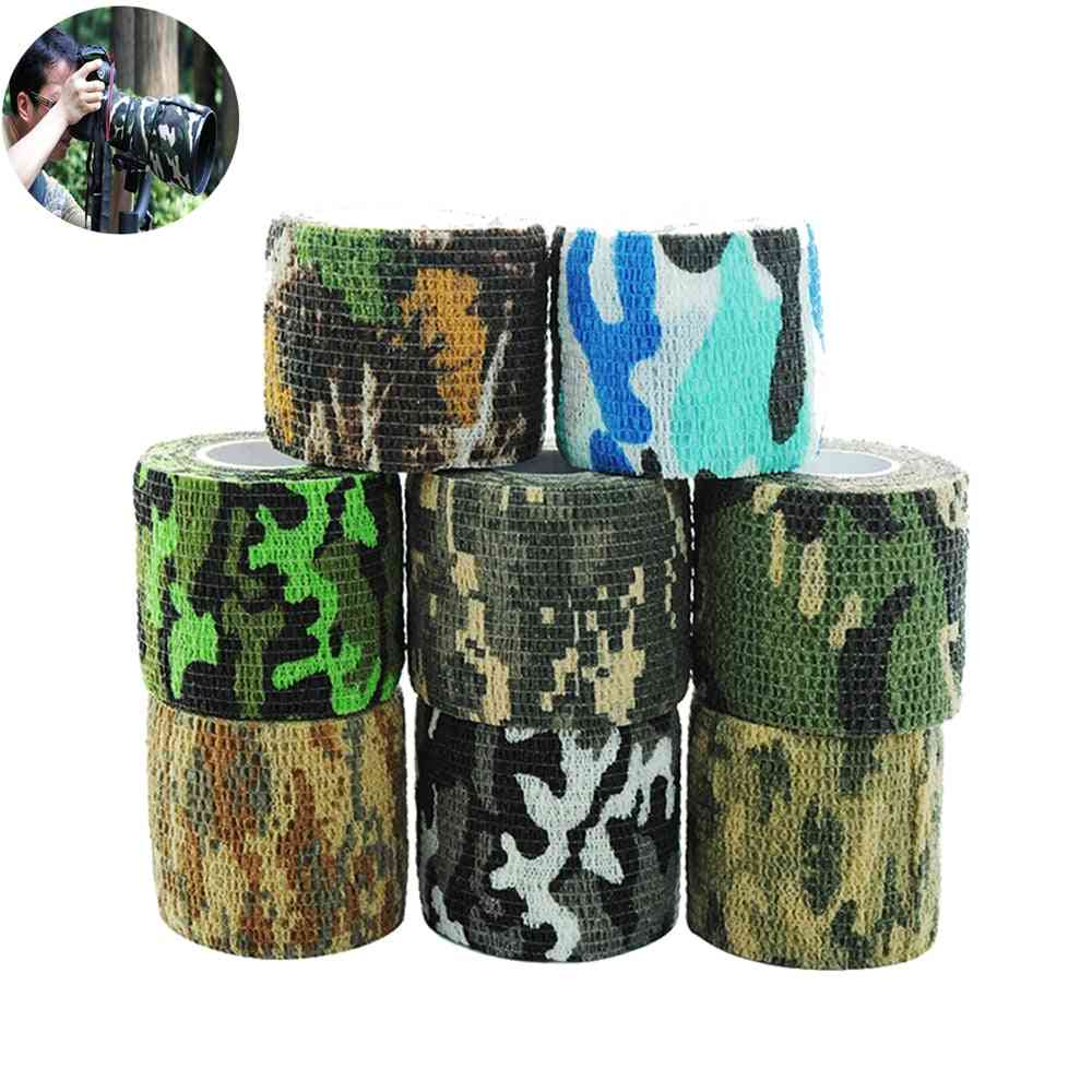 Hunting Camouflage, Outdoor Camo Gun, Camping Stealth Duct Tape
